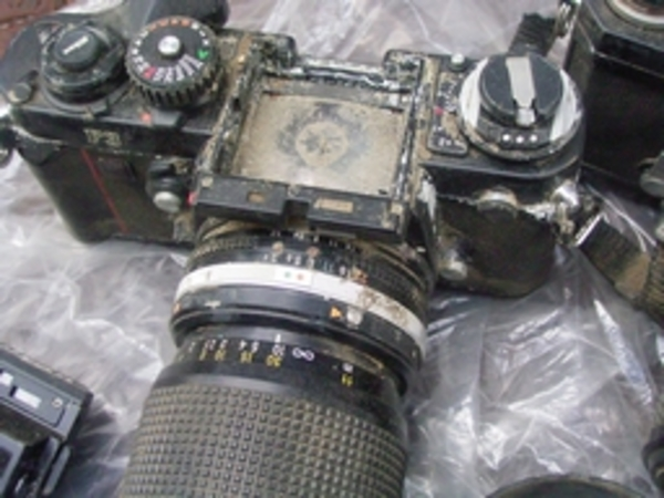 岩手県釜石で震災と津波に会ったカメラサムネイル