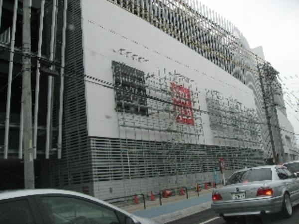 東静岡駅に巨大なショッピングセンター開業間近サムネイル