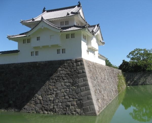 駿府城公園に新しい櫓が。サムネイル