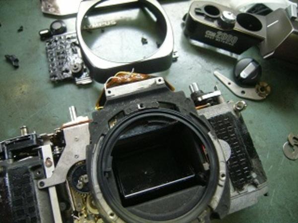 オリンパスOMの最後のカメラ OM2000サムネイル