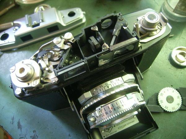 アグファのカメラ修理サムネイル