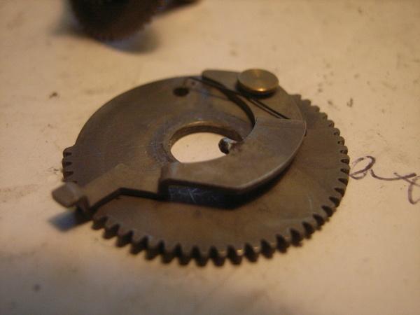 コーワ6Xのミラーチャージ不良の修理サムネイル