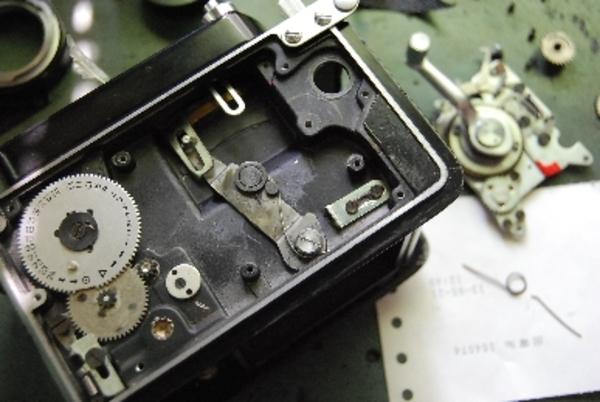 ミノルタオートコードの修理サムネイル